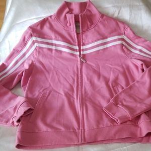 GreenTea Zip Sweatshirt - Large